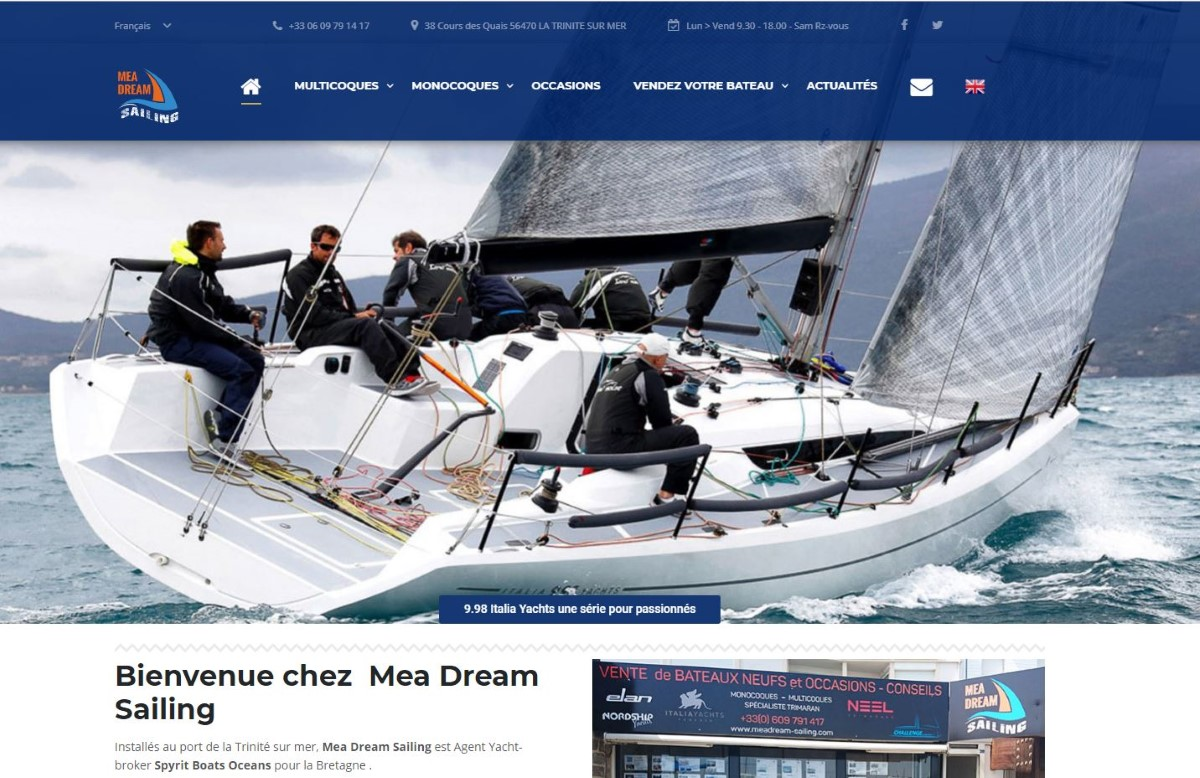 Mea Dream Sailing