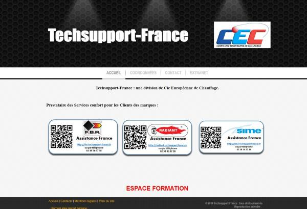 TECH SUPPORT France